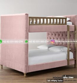 Tempat Tidur Tingkat Kode 133