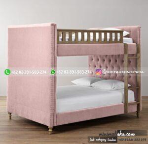 Tempat Tidur Tingkat Kode 133 300x293 - Tempat Tidur Tingkat Kode 133