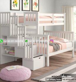 Tempat Tidur Tingkat Kode 138