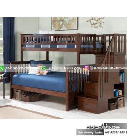 Tempat Tidur Tingkat Kode 141