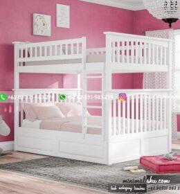 Tempat Tidur Tingkat Kode 142