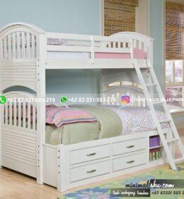Tempat Tidur Tingkat Kode 145