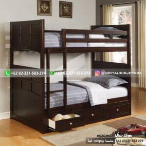 Tempat Tidur Tingkat Minimalis 11 300x300 - 20+ Tempat Tidur Tingkat Minimalis
