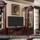 Bufet Meja TV Furniture Ukiran Murah