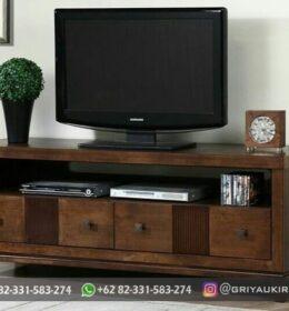 Bufet Meja TV Modern Jepara