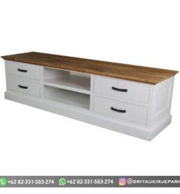Bufet TV Furniture Jati Jepara