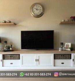 Bufet TV Terbaru Griya Ukir Jepara