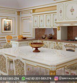 Dapur Jati Model Minimalis