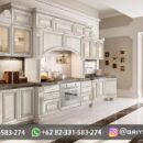Dapur Kitchen Set Kayu Jati Jepara