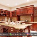 Dapur Kitchen Set Terbaru Jepara