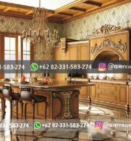 Dapur Modern Mebel Jepara