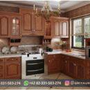 Dapur Modern Murah