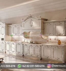 Desain Kitchen Set Modern Jepara