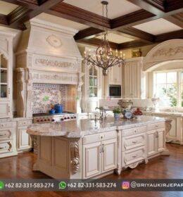 Desain Kitchen Set Murah Model Minimalis