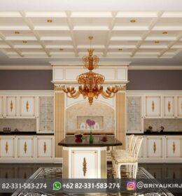 Desain Kitchen Set Terbaru Murah
