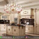 Desain Kitchen Set Ukir Jepara