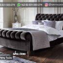 Desain Tempat Tidur Furniture Jati Simpel
