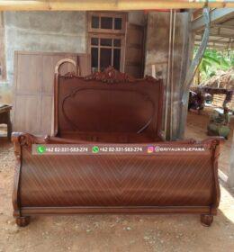 Desain Tempat Tidur Furniture Ukiran Jepara