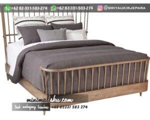 Desain Tempat Tidur Furniture Ukiran Simpel 300x240 - Desain Tempat Tidur Furniture Ukiran Simpel