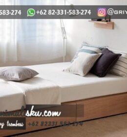 Desain Tempat Tidur Jati Griya Ukir Jepara