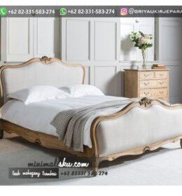 Desain Tempat Tidur Jati Mebel Jepara