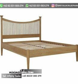Desain Tempat Tidur Model Mewah Minimalis