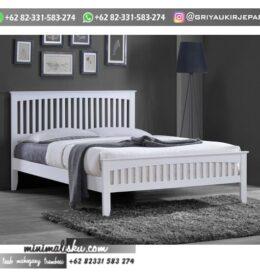 Desain Tempat Tidur Modern Mebel Jepara