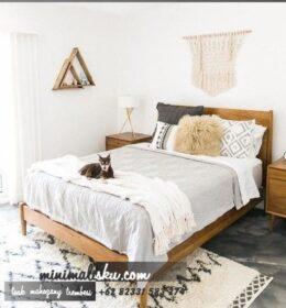Desain Tempat Tidur Modern Murah