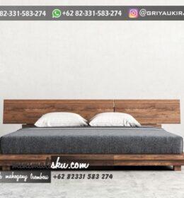 Desain Tempat Tidur Terbaru Jepara