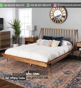 Desain Tempat Tidur Terbaru Mebel Jepara
