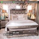 Desain Tempat Tidur Ukir Minimalis
