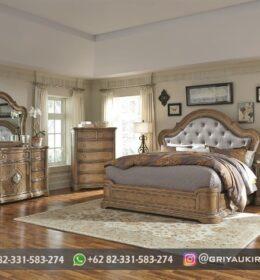 Kamar Set Furniture Jati Griya Ukir Jepara