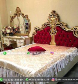 Kamar Set Furniture Ukiran Jepara