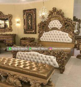 Kamar Set Furniture Ukiran Murah