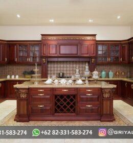 Kitchen Dapur Modern Murah