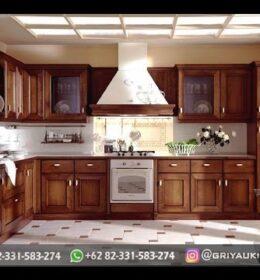 Kitchen Dapur Murah Mebel Jepara