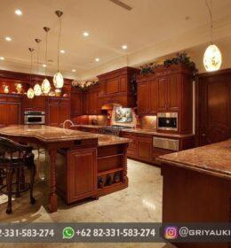 Kitchen Dapur Terbaru Mebel Jepara