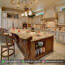 Kitchen Dapur Ukir Model Minimalis