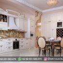 Kitchen Dapur Ukir Murah