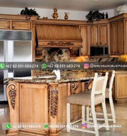 Kitchen Set Furniture Jati Jepara