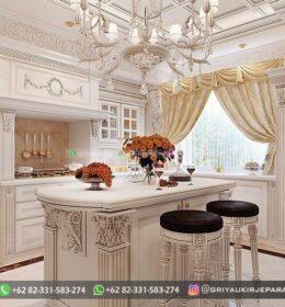 Kitchen Set Mewah Model Minimalis