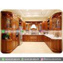 Kitchen Set Ukiran Model Minimalis