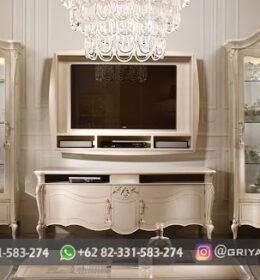 Meja Bufet Furniture Jati Jepara