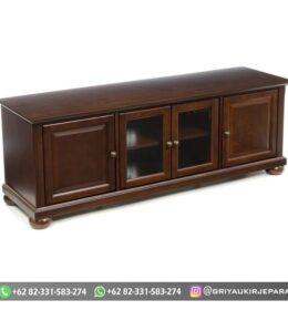 Meja Bufet Furniture Ukiran Jepara