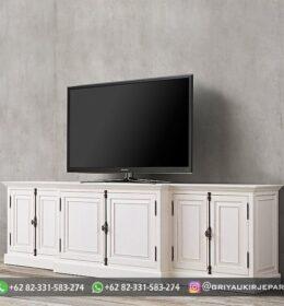 Meja TV Furniture Jati Mebel Jepara