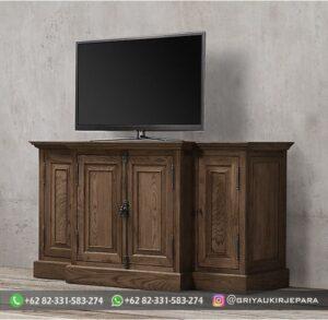 Meja TV Mewah Griya Ukir Jepara 300x293 - Meja TV Mewah Griya Ukir Jepara