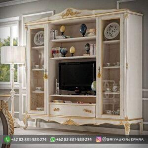 Model Bufet TV Ukiran Mebel Jepara 300x300 - Model Bufet TV Ukiran Mebel Jepara