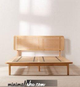 Model Dipan Furniture Jati Simpel