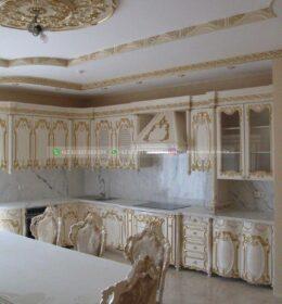 Model Kitchen Set Jati Model Minimalis