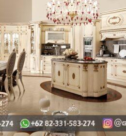 Model Kitchen Set Minimalis Jepara